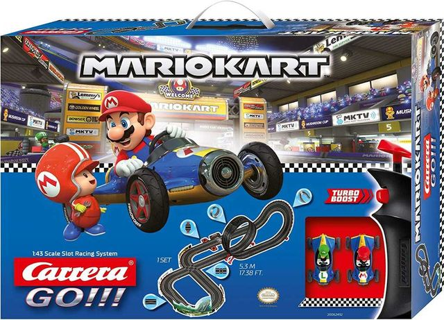 Carrera GO Mario Kart 8 tor wyścigowy 5.3 metra