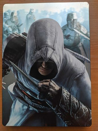 Assassin's Creed steelbook