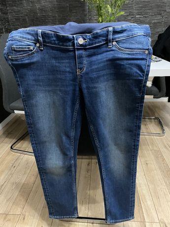 Spodnie ciążowe H&M MAMA Skinny Ankle, rozmiar 44
