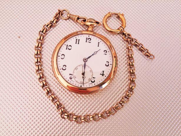 Zegarek kieszonkowy DENISSON na 15 jewels sprawny