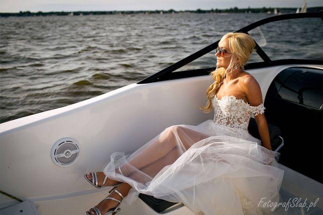 Sprzedam suknie ślubną TomSebastien