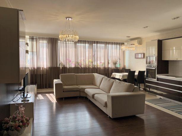 Сдам 4к двухуровневую квартиру на улице Кадетский Гай