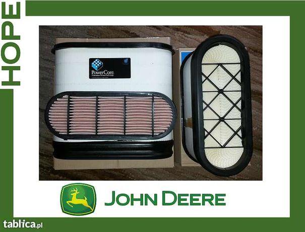 JOHN DEERE filtr powietrza silnika AL172780 AL172781 AL150288
