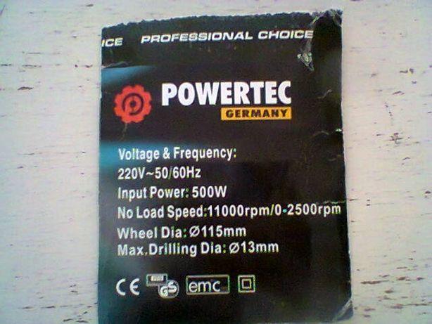 Набор электроинструментов POWERTEC