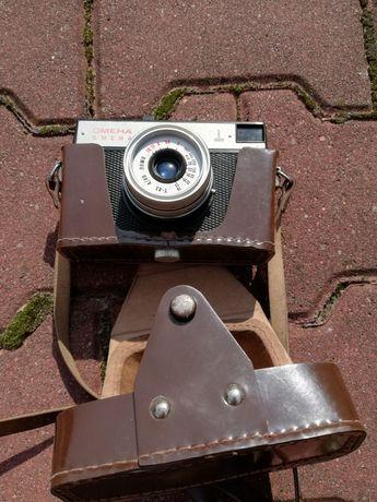 Stary aparat fotograficzny.