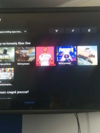 Xbox one S 500gb +2x pad xbox series s/x + gry