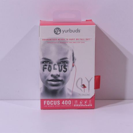 Słuchawki JBL YURBUDS FOCUS 400 dla kobiet