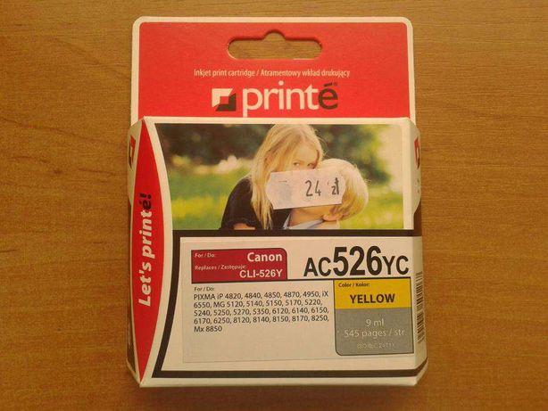 Tusz do drukarki Canon