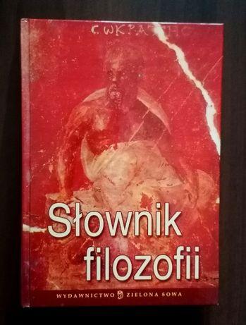 Słownik filozofii. Jan Hartman. Wyd. Zielona Sowa