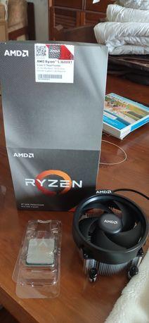 Processador Ryzen 5 3600XT