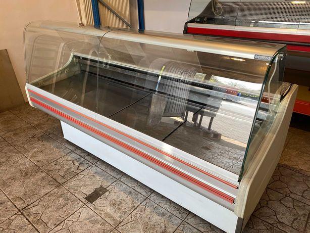 Lada chłodnicza lodówka sklepowa witryna chłodnicza