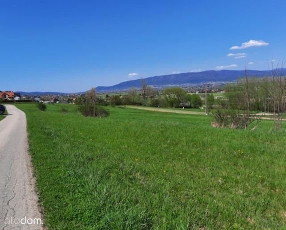 Widokowe działki rolne nadające się na rekreację,