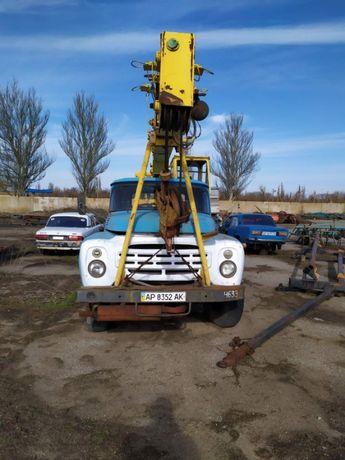 Продам автокран КС 2571А-1 на базе ЗиЛ-130