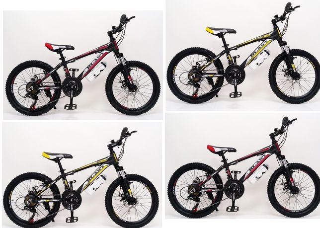 Стильный спортивный велосипед BLAST-S300. Диаметр колес - 20 дюймов, р