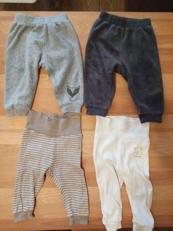Spodnie 62/68