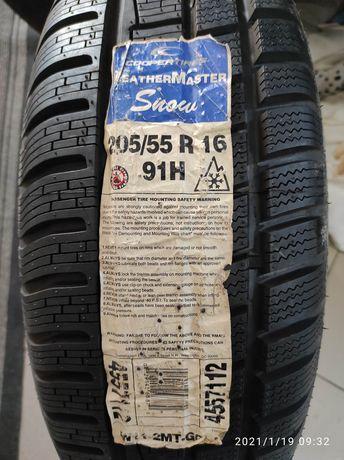 Продам зимние шины 205/55 R16