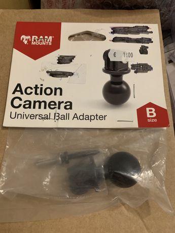 GoPro bola adaptador para suporte Ram Mount