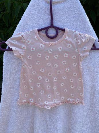 Koszulka dziewczęca George 68-74 cm