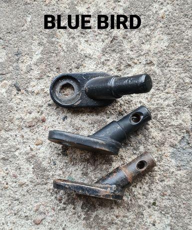 Uchwyt przyczepki rowerowej Blue Bird