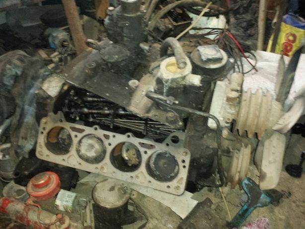 Двигуни Зил та їх комплектуючі