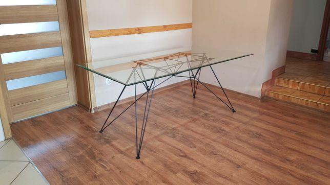 Stół TAVOLO * szklany blat *