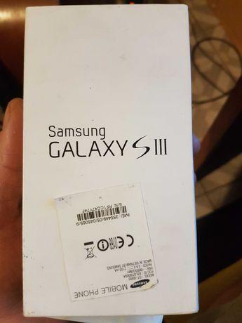 Samsung GALAXY S3 Pudełko