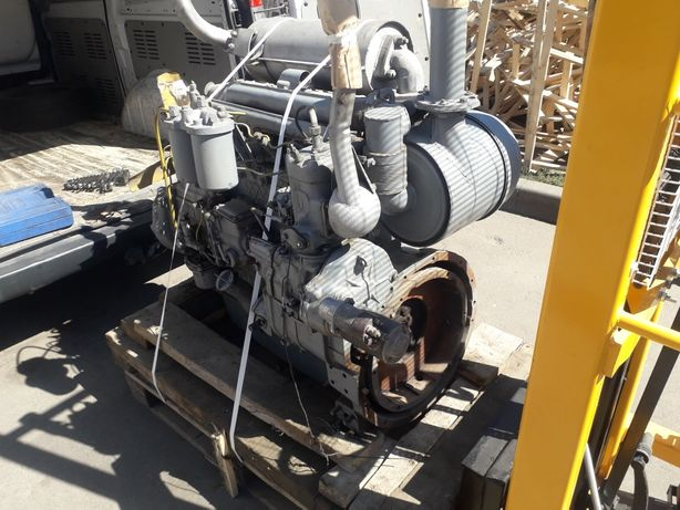 Мотор СМД Новый (конверсия)