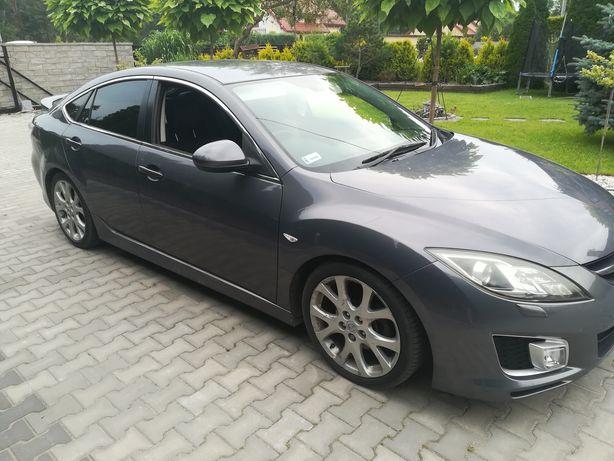 Mazda 6 błotnik przód prawy lewy od roku 2008 do roku 2012