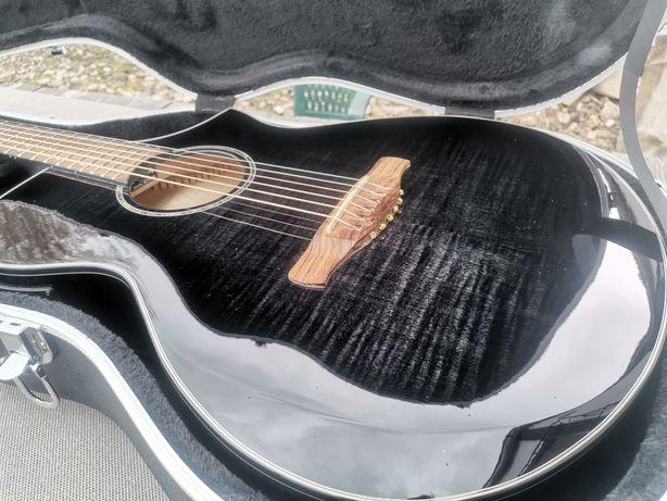 Гитара электроакустическая Ibanez AEWC400-TKS + Кейс