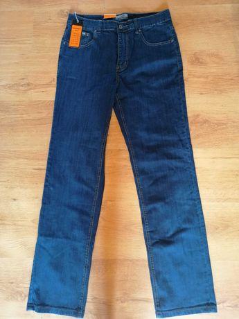 Jeansy proste nowe z metką