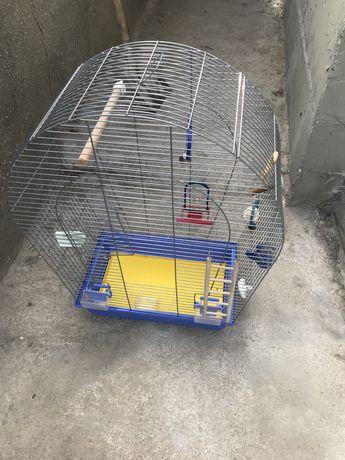 Клетка большая для попугая