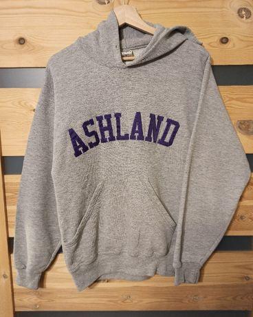 Ashland bluza hoodie M. J. SOFFE vintage retro spellout