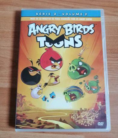 DVD filme Angry Birds 2