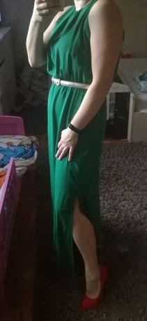 Sukienka L XL zielona