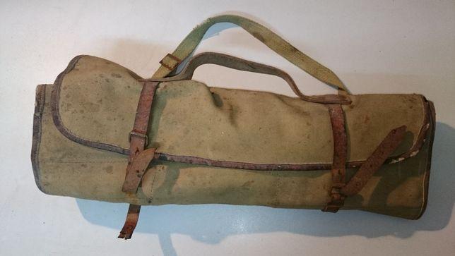 retro torba weterynaryjna z lat 50-60-tych PRL vintage