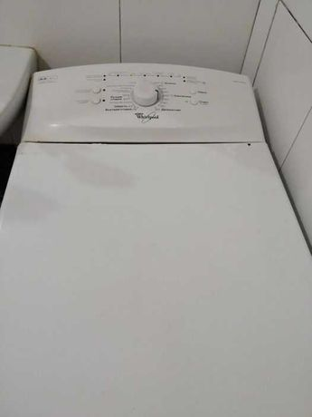 Б/у стиральная машина вертикальной Whirlpool 2012 г. ВИНОГРАДАРЬ