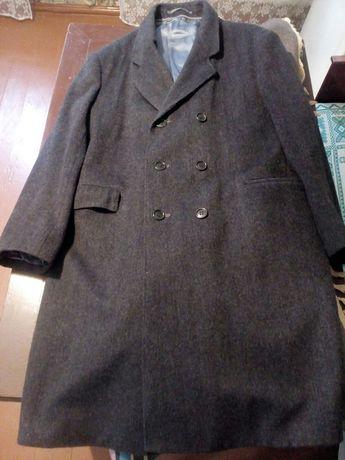 Срочно! Пальто мужское шерстяное!