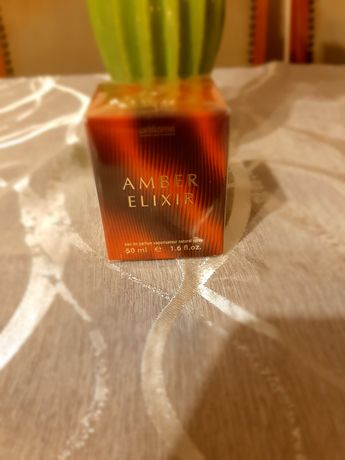 Woda perfumowana - Amber Elixir 50 ml
