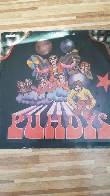 Płyta winylowa  Die Puhdys