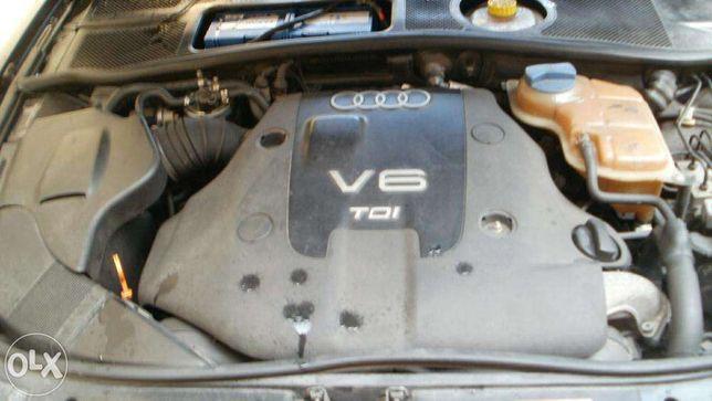 Vendo motor 2.5tdi e caixa de 6 velocidades para Audi ou vw