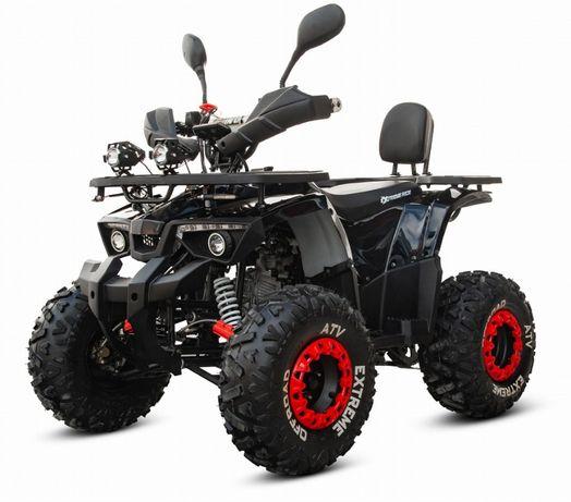 Quad XTR 125 cc Full opcja Hak ledy Białobrzegi Fireshot dostawa