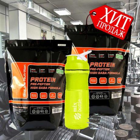 Сывороточный Протеин Германия 4 кг 80% белка плюс МиксБоттл