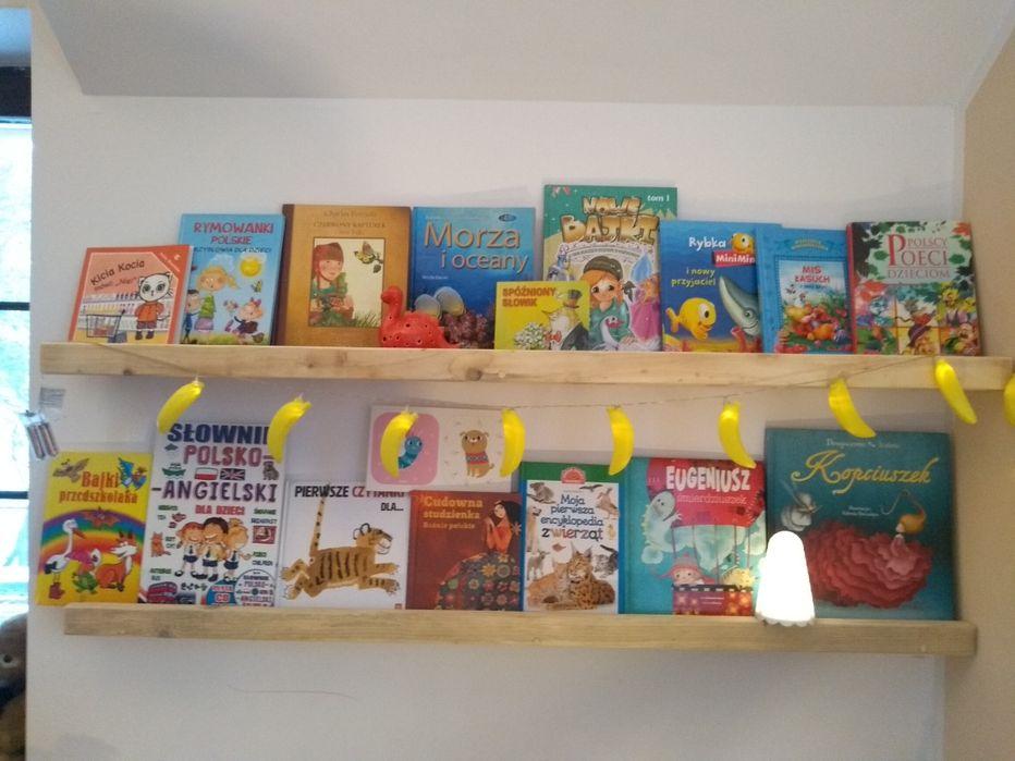 Wielki zestaw książek dla dzieci, montessori dla dziecka, duży Lubartów - image 1