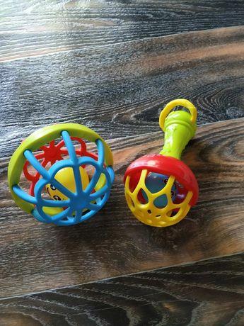 Игрушки-погремушки Lindo