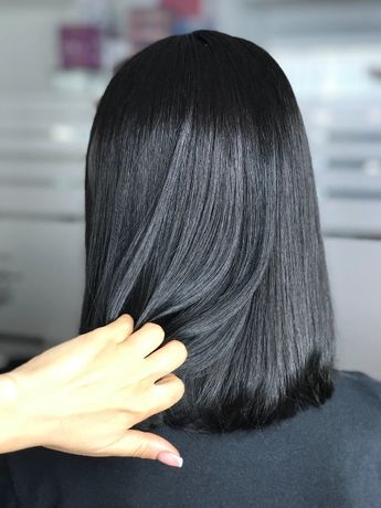 Ботокс волосся, кератинове відновлення та випрямлення, фарбування