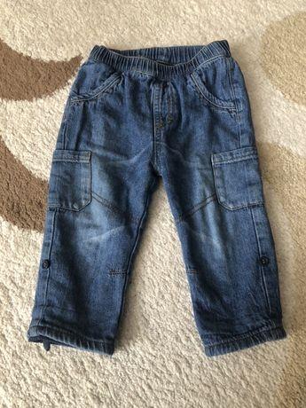 Джинсы на мальчика джинси на хлопчика George 12-18 місяців