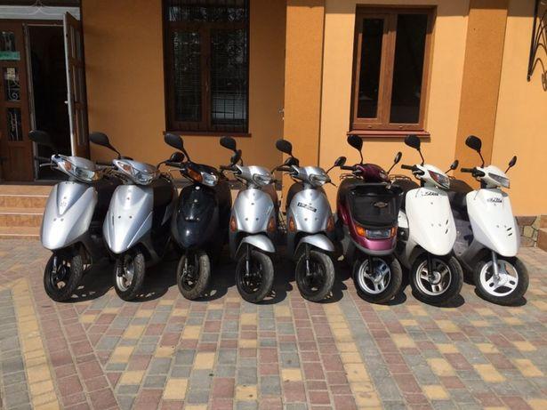 Скутера з Японії!! НОВИЙ ЗАВІЗ!! Honda Yamaha Suzuki Мопеди Хонда Діо