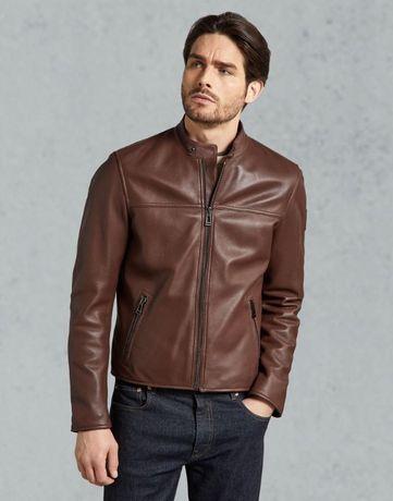 Кожаная курточка Belstaff Pelham Оригинал 2 размера 46-S и 48-M
