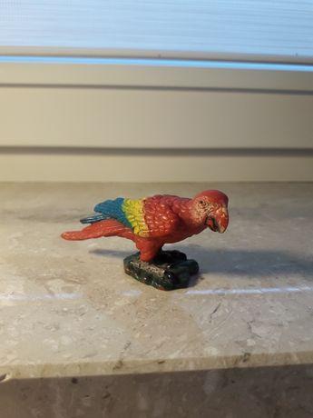 schleich 14329 Papuga Ara Czerwona red parrot z 2000r.