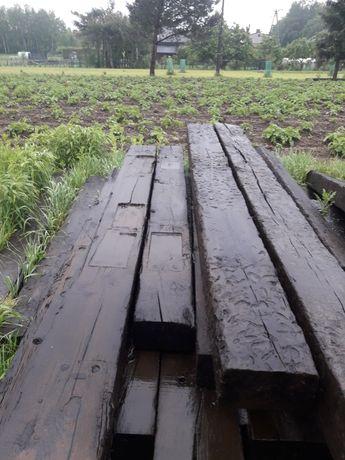 Podkłady ogrodowe nie kolejowe